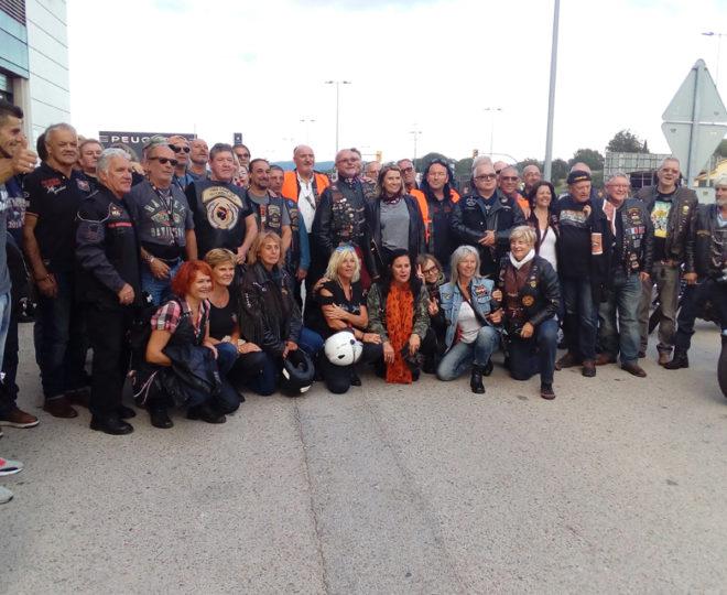 9 Aniversari Free Chapter- Harley Davidson Girona